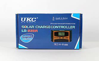 Солнечный контроллерзаряда Solar controler 10A LD-510A UKC /контроллер для солнечной панели