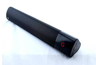 Компактная портативная колонка SPS WS 1300 Bluetooth, USB, Card Reader, радио