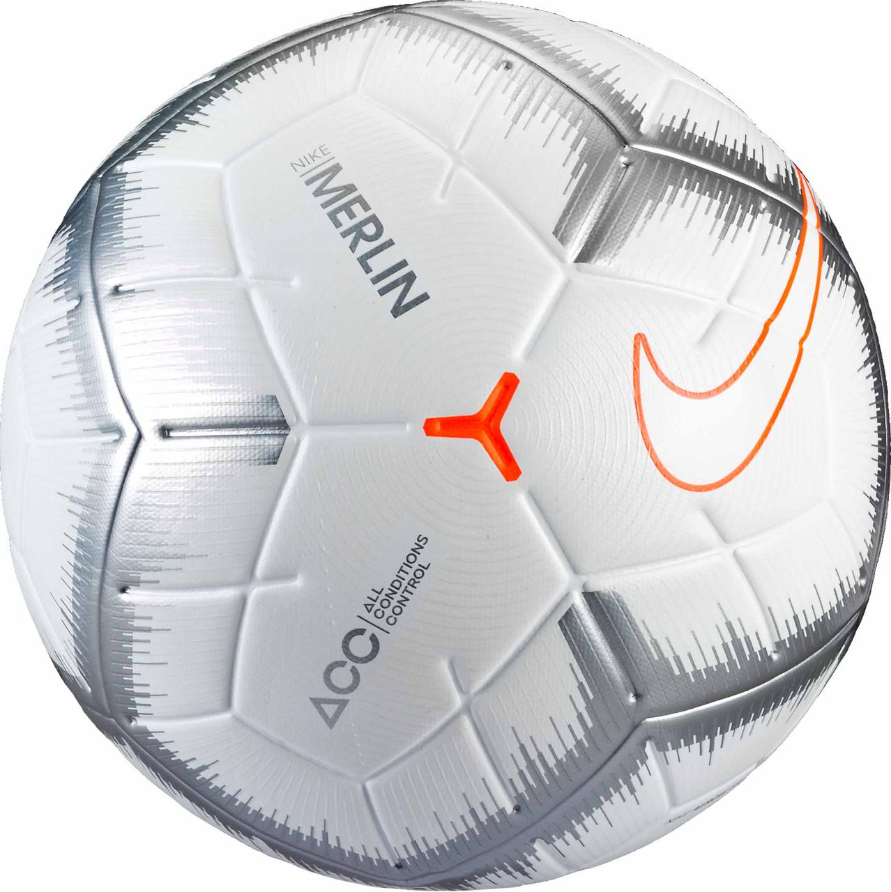 c4c43861 Мяч Nike Merlin Quickstrike SC3493-100 (Оригинал) - Football Mall - футбольный  интернет