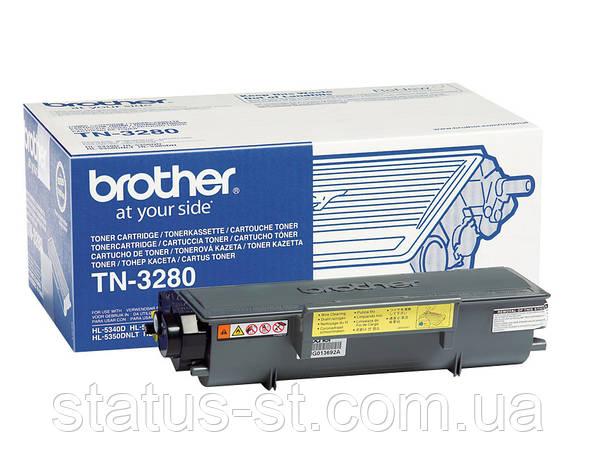 Заправка картриджа Brother TN-3280 для принтера DCP-8070, 8085, HL-5340, 5350, 5370, 5380, MFC-8370 в Киеве, фото 2