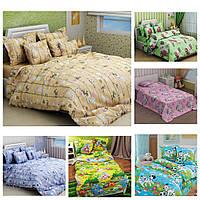 Детское постельное белье для садиков из бязи Голд