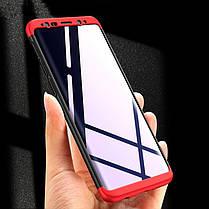 Bakeey3в1Дважды макнуть 360 ° Защитный Жесткий ПК Чехол для Samsung GalaxyS9Plus 1TopShop, фото 2