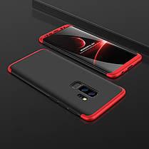 Bakeey3в1Дважды макнуть 360 ° Защитный Жесткий ПК Чехол для Samsung GalaxyS9Plus 1TopShop, фото 3