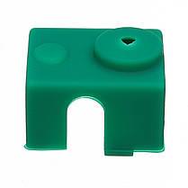3Pcs зеленый Силиконовый Чехол Для E3D-V6 Нагреватель Части блока 3D блока 3D 1TopShop, фото 3