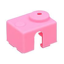 3Pcs Розовый Силиконовый Чехол Для E3D-V6 Термисторные 3D-принтеры 1TopShop, фото 3
