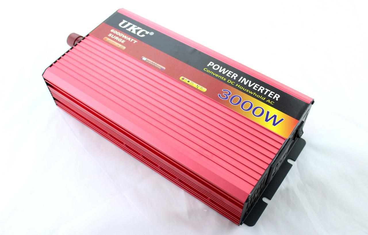 Преобразователь UKC AC/DC  AR 3000W