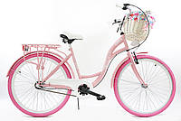 Велосипед Lavida 26 Nexus 3 Pink Польща