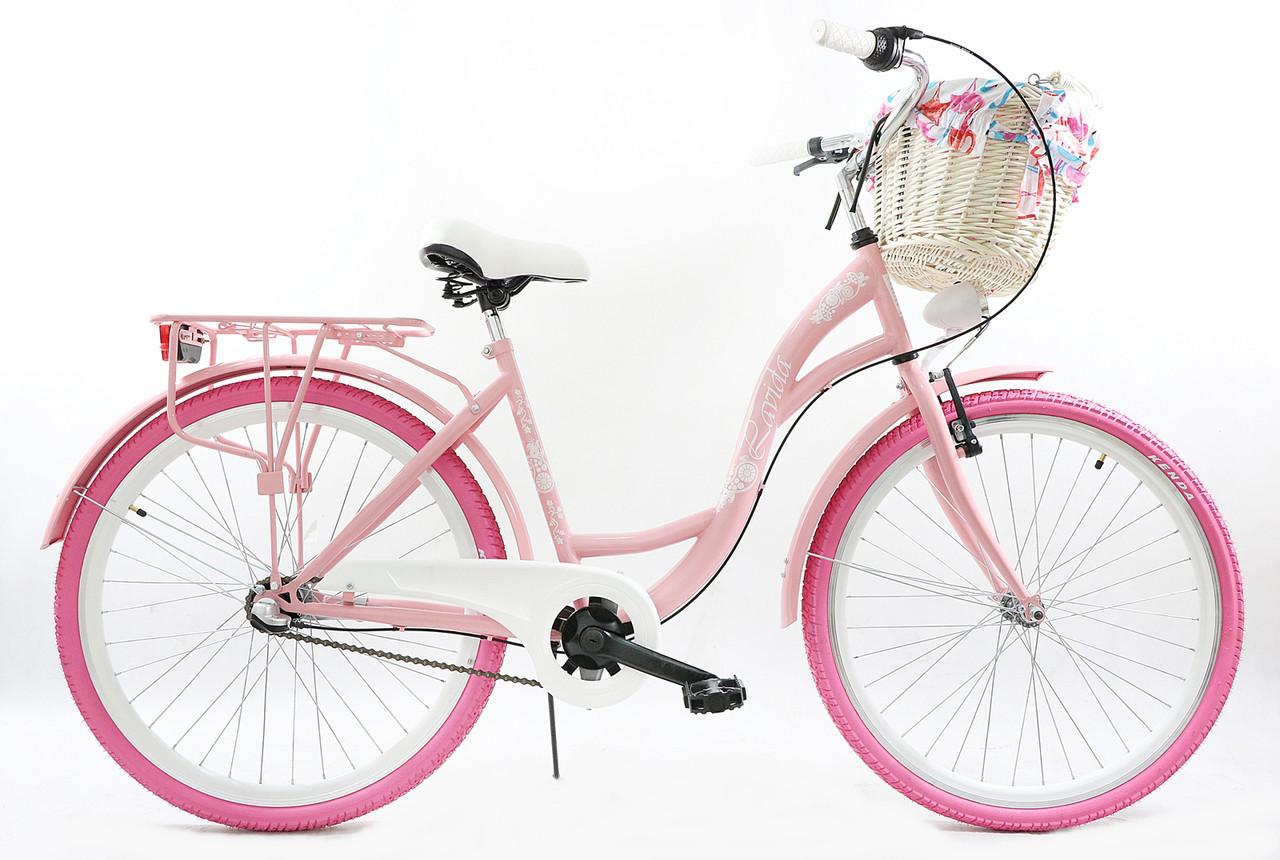 1358ff0b326407 Велосипед Lavida 26 Nexus 3 Pink Польща - Інтернет-магазин Євробест в Львове