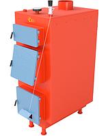 Твердопаливний котел тривалого горіння САН ЕКО-У (ПОСИЛЕНІ) 17 кВт