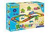 Игровой набор Kid Cars железная дорога 3,1 м Wader 51701