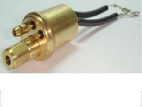 Центральный штекер KZ-2для сварочных горелок с охлаждением газом  501.0003