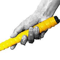 ZANLURE5pcs/lotЖелтыйPU Absorb Sweat Рыбалка Род Стандарты Рыбалка Инструмент Бадминтон Ручка Sweatband