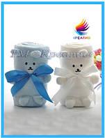 Флисовые детские пледы игрушки от 50 шт