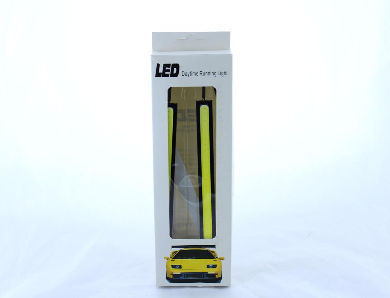 Дневные ходовые DRL огни  170А (2 планки)