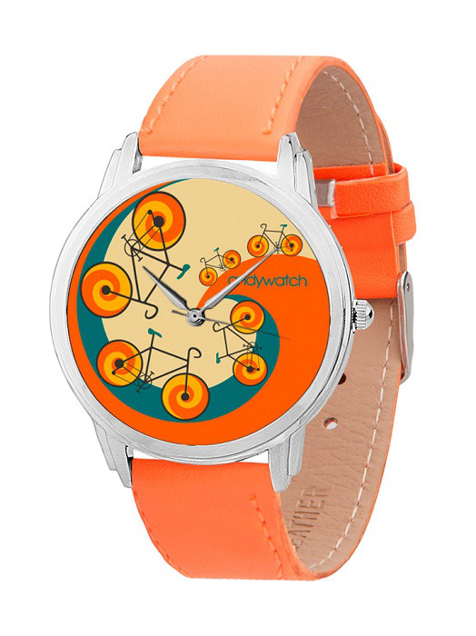 Часы наручные Велосипеды