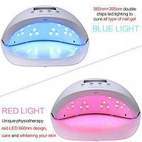 Лампа для ногтей Sun5Se 50W Uvled с физиотерапией