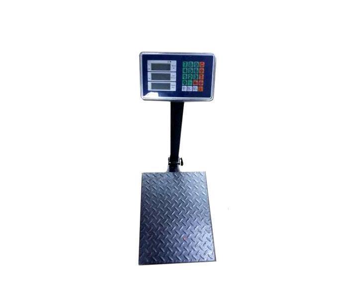 Торговые весы с усиленной платформой ACS 1000KG 60*80