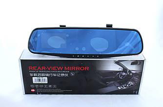 Зеркало-видеорегистратор DVR 138E без доп. камеры