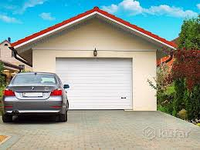 Ворота гаражные серии Trend ALUTECH, фото 1