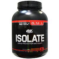 Optimum Nutrition Isolate 1,38 kg