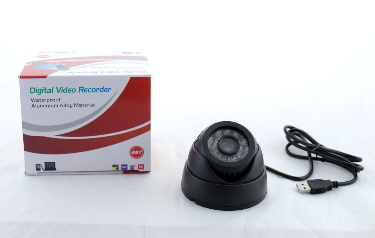 Камера CAMERA 349 USB, камера с записью на карту памяти