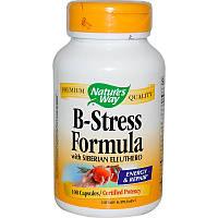 Формула от стресса+ элеутерококк, Nature's Way, 100 кап.