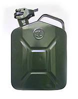 Металлическая канистра EcoKraft, 5 л   алюминиевая канистра 5 литров для топлива бензина