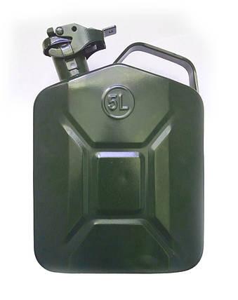 Металлическая канистра EcoKraft, 5 л   купить алюминиевую канистру 5 литров, фото 2