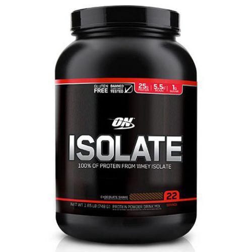 Optimum Nutrition Isolate 748 g