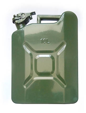 Канистра металлическая EcoKraft 10л (AKM10), фото 2