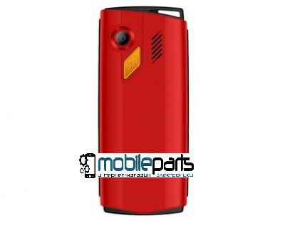 Задняя Панель Корпуса (Крышка) для Sigma mobile Comfort 50 mini4 (Красный)