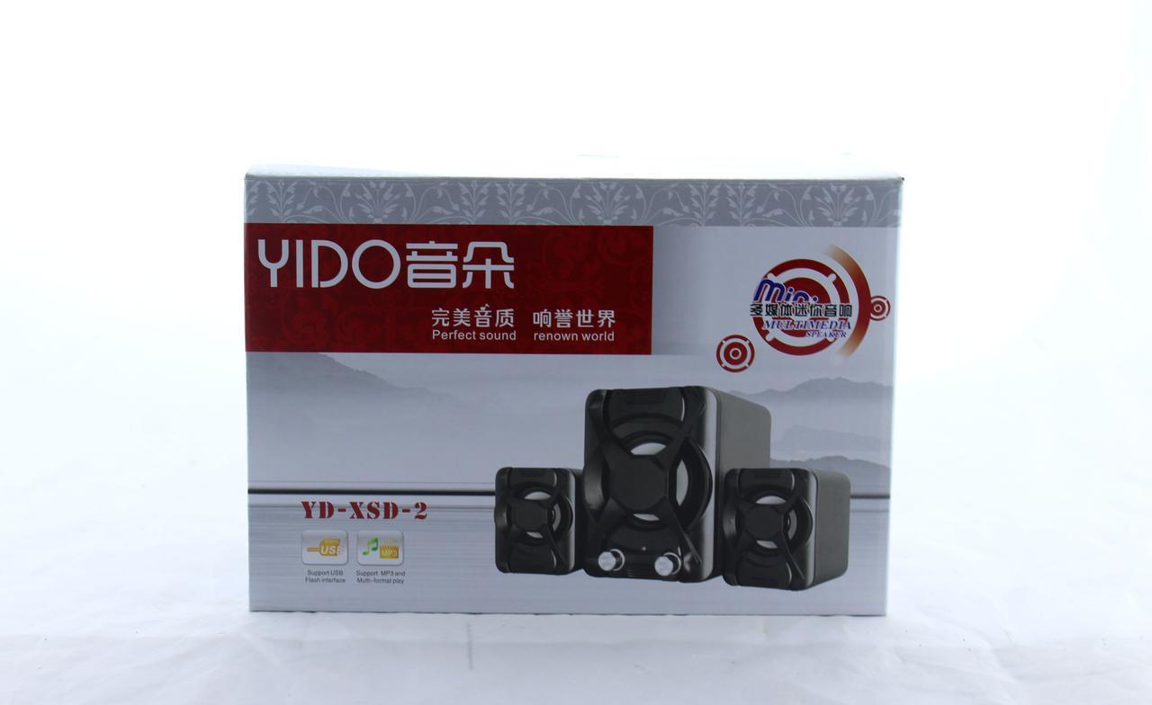 Колонки для ПК SPS YD XSD 2