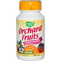 ОРАС антиоксиданты, Orchard Fruits, Nature's Way, 60 капсул