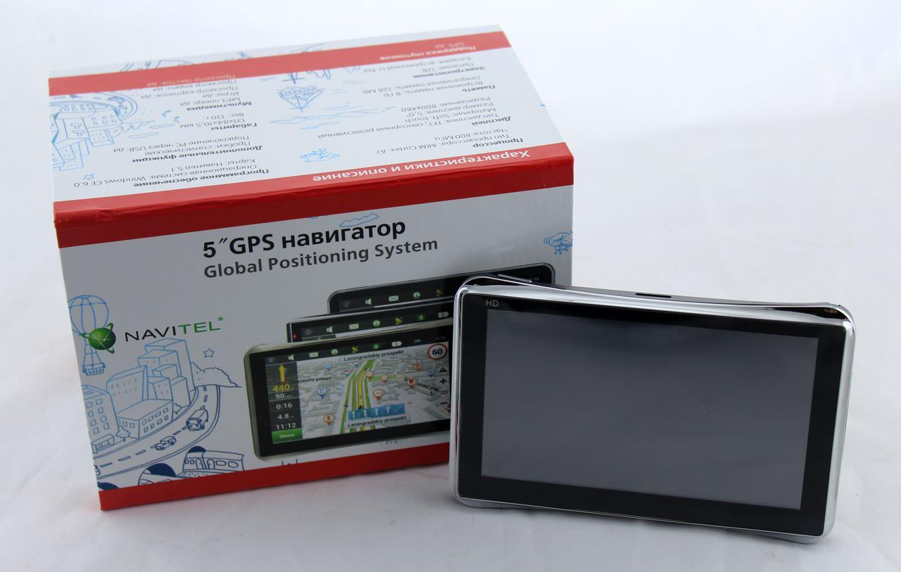 GPS навигатор 5007  \ram 256mb\8gb\емкостный экран