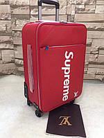 71f48a85e25d Дорожный чемодан на колесах Supreme купить недорого в интернет ...