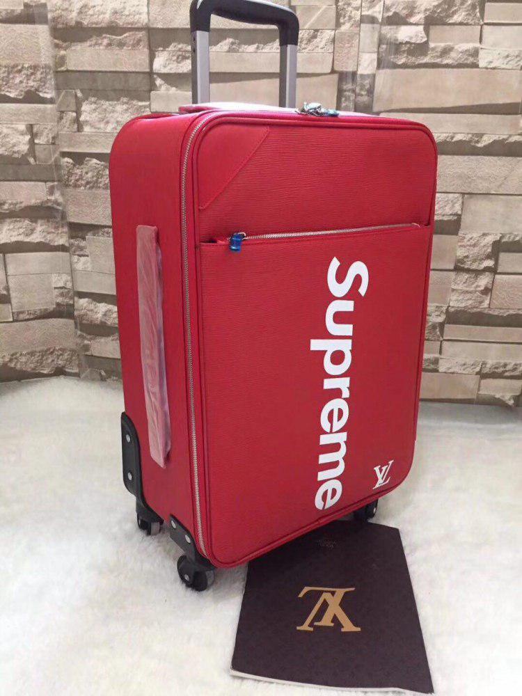 Дорожный чемодан на колесах Supreme купить недорого в ... c10b81d0cd9