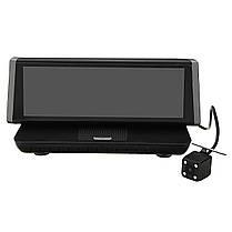 8 дюймов 4G Сенсорный WIFI-рекордер Dual Объектив Авто Видеорегистратор Video Auto Dash Cam GPS Задняя камера, фото 2