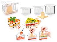 Формы для придания блюдам треугольной формы Tescoma PrestoFoodStyle 422216