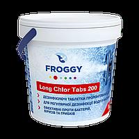 Long Chlor Tabs (таблетка 200гp) 5 кг