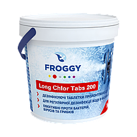 Long Chlor Tabs (таблетка 200гp) 10 кг