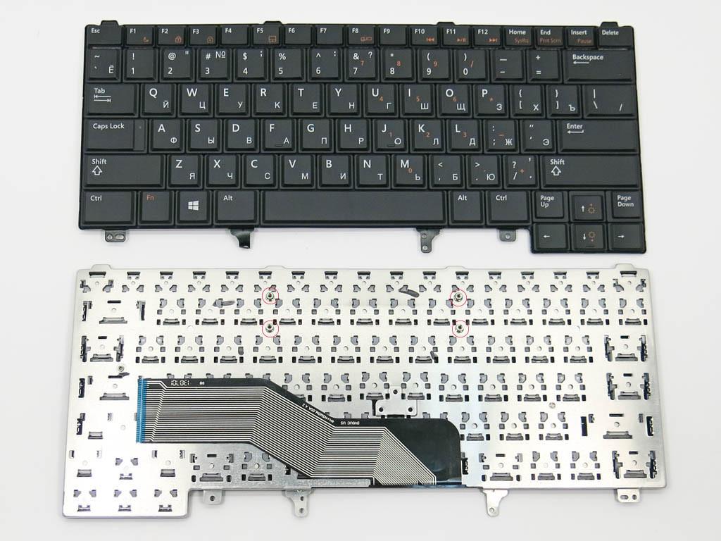 Клавиатура DELL Latitude E6220