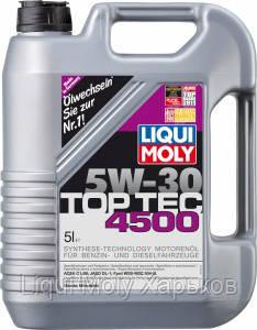 Liqui Moly Top Tec 4500 5W-30 5л