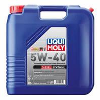 Liqui Moly Diesel Synthoil 5W-40 20л