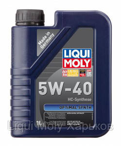 Liqui Moly Optimal Synth 5W-40 1л