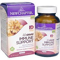 New Chapter, Lifeshield, поддержка иммунитета, 60 капсул