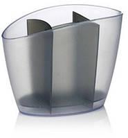 Сушка для посуды серая Tescoma Clean Kit 900640, 43