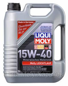Liqui Moly MoS2 Leichtlauf 15W-40 5л
