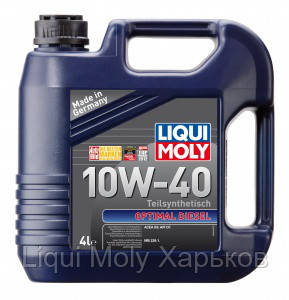 Liqui Moly Optimal Diesel 10W-40 4л