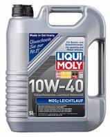Liqui Moly MoS2 Leichtlauf 10W-40 5л (с молибденом)