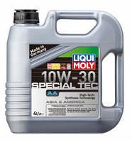 НС-синтетическое моторное масло Liqui Moly Special Tec AA 10W-30 4л